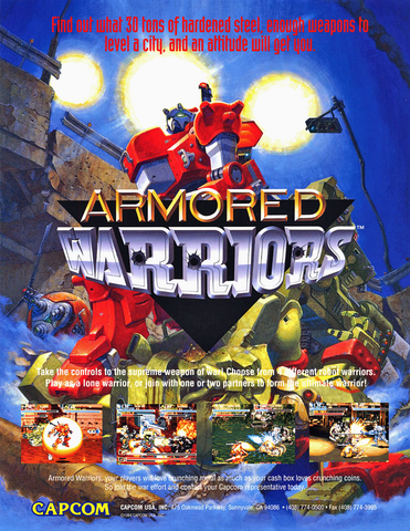 File:Armored Warriors Arcade Flyer.png