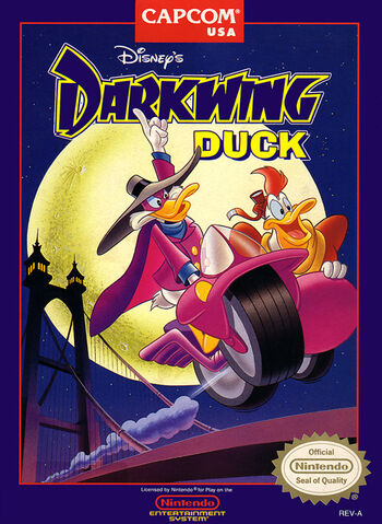File:Darkwing Duck Capcom NES box art.jpg