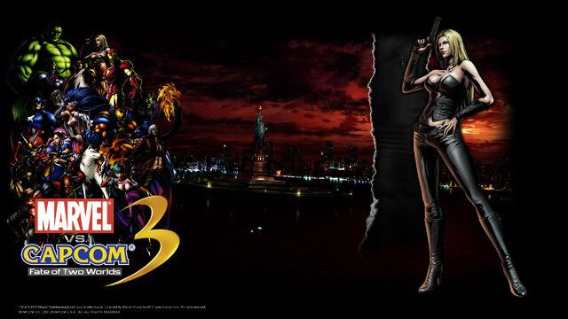 File:Marvel Vs Capcom 3 wallpaper - Trish.jpg