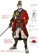 SB4 Matsunaga Alt Costume
