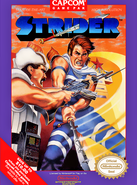 Strider NES Box