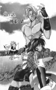 Darkstalkers-manga-Lord Raptor and Hsien-Ko