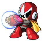 SFxAC Proto Man