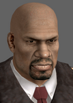 Mark Wilkins Face