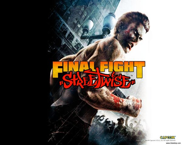 File:Kyle Travers - Final Fight Streetwise wallpaper.jpg