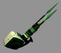 DR2 Spear Launcher