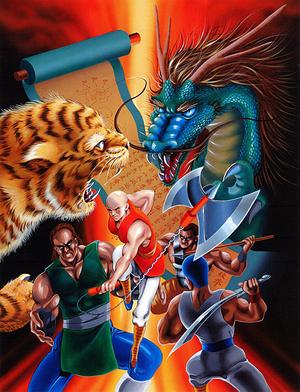 TigerRoadArt