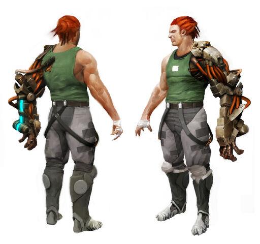 File:Bionic Commando Concept Art - Nathan Rad Spencer 01.jpg