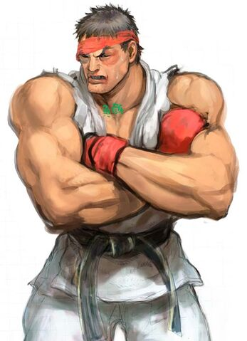 File:SFIV PC Concept Art Ryu .jpg