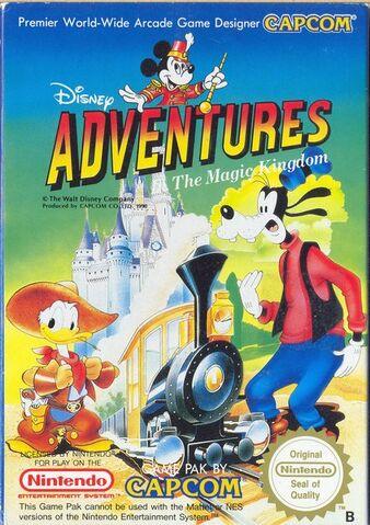 File:Adventures in the Magic Kingdom Scandinavian Box Art Capcom.jpg