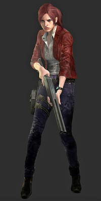 REREV2 Claire Redfield