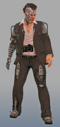 DR2 OTR Frank Cyborg