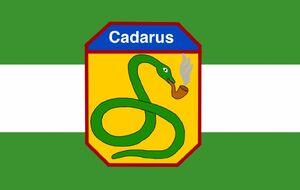 Cadarus Flag