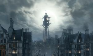 Harbian clocktower