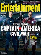 Civil War EW Cover