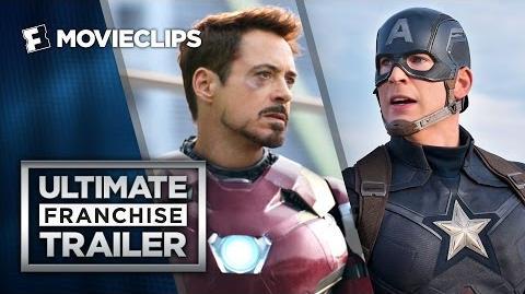 Captain America Civil War Ultimate Franchise Trailer (2016) - Chris Evans Action Movie HD