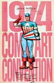 1974ComicArtCon book