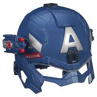 Captain America Battle Helmet
