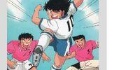 Captain Tsubasa J: Fighting!