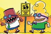 Zombie Nerd George & Zombie Nerd Harold