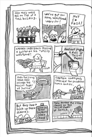 File:Captain Underpants and the Night of the Living Lunch Ladies Comic (6).png