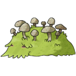 049Mosshroom