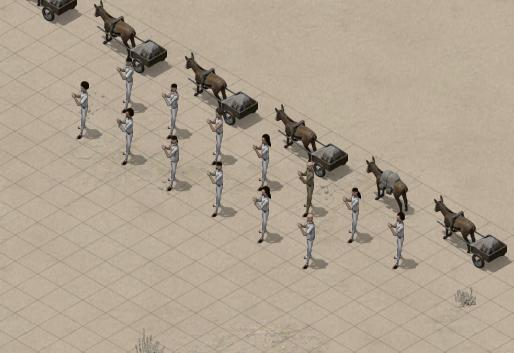 Caravaneer Units - Narizians