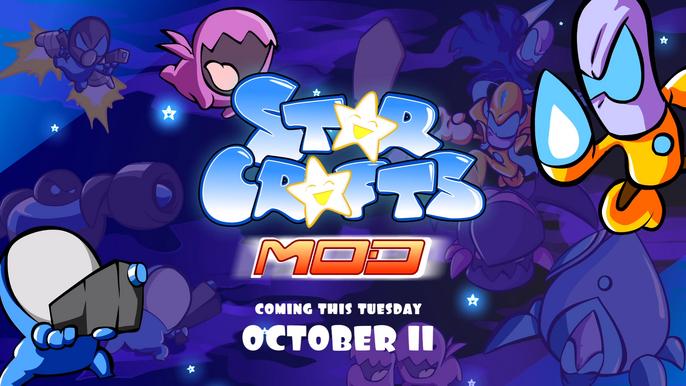 StarCrafts Mod October Release