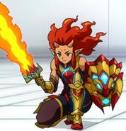 Flame of Victory (Anime-NX-NC-3)