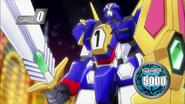 Dimensional Robo, Goyusha (Anime-LM-NC)