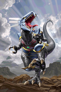 Tyrant, Deathrex (Full Art)