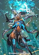 Moonlight Witch, Vaha (full art)