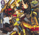 Muzzle Flash Dragon