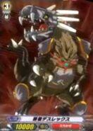 Tyrant, Deathrex (Anime-CV)