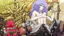 Kanzaki with Chrono and Taiyou