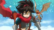 Ambush Dragon Eradicator, Linchu (Anime-G-NC-2)