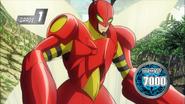 Machining Hornet (Anime-LM-NC)