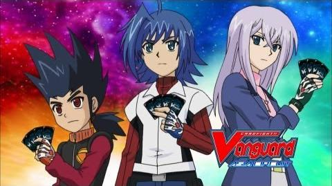 Episode 95 Cardfight!! Vanguard Official Animation