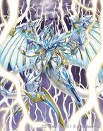 Holy Disaster Dragon (full art)