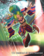 Jumping Jill (Full Art)