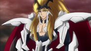 Blazing Lion, Platina Ezel (Anime-AC-NC)