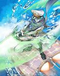 Storm Rider, Basil (Full Art)