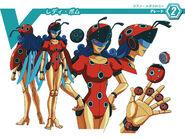 Lady Bomb (Character Unit)