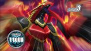 Eradicator, Gauntlet Buster Dragon (Anime-LJ-NC-3)