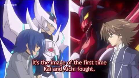 (Legion Mate) Cardfight!!! Vanguard Episode 167 (Eng Sub) - HD