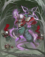Stealth Beast, Million Rat (Full Art)