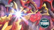 Eradicator, Gauntlet Buster Dragon (Anime-LJ-NC)