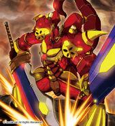 Sword Emperor, Dragonic Valblade (Full Art2)