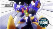 Ultimate Dimensional Robo, Great Daiyusha