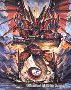Dual Axe Archdragon (full art)